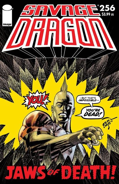 Savage Dragon #256 (2021)