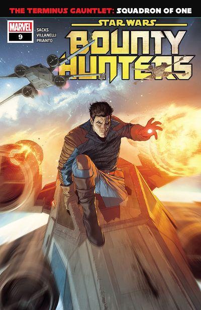 Star Wars – Bounty Hunters #9 (2021)