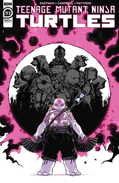 Teenage Mutant Ninja Turtles #113 (2021)