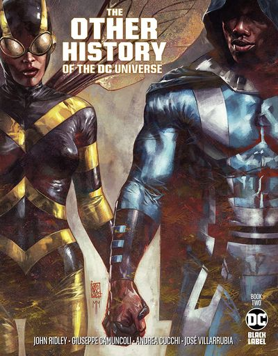 The Other History of the DC Universe #2 (2021)