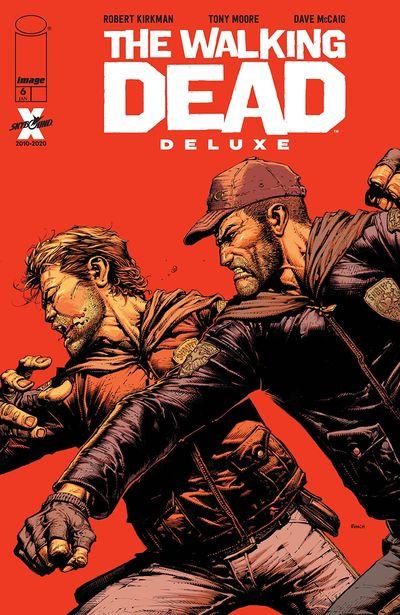 The Walking Dead Deluxe #6 (2021)