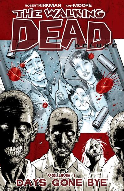 The Walking Dead Deluxe Vol. 1 – Days Gone Bye (2021) (Fan Made TPB)