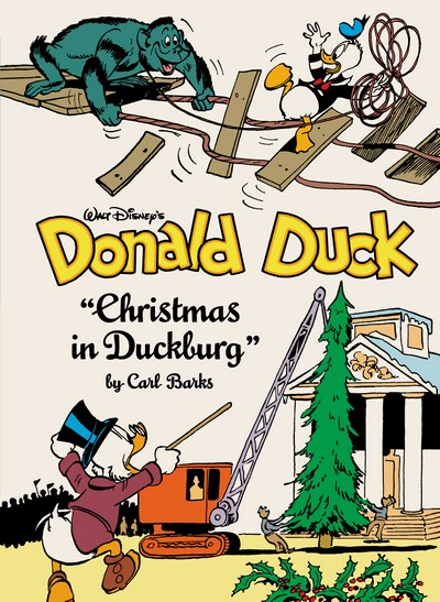 Walt Disney's Donald Duck Vol. 21 – Christmas in Duckburg (2019)
