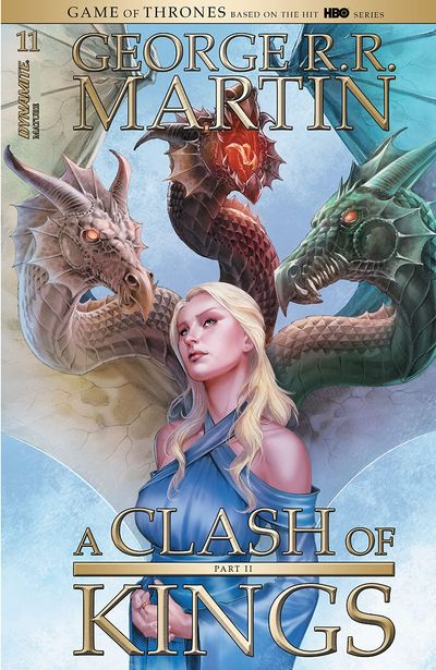 A Clash of Kings Vol. 2 #11 (2021)