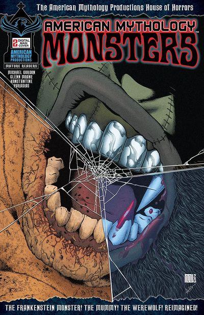 American Mythology Monsters #2 (2021)