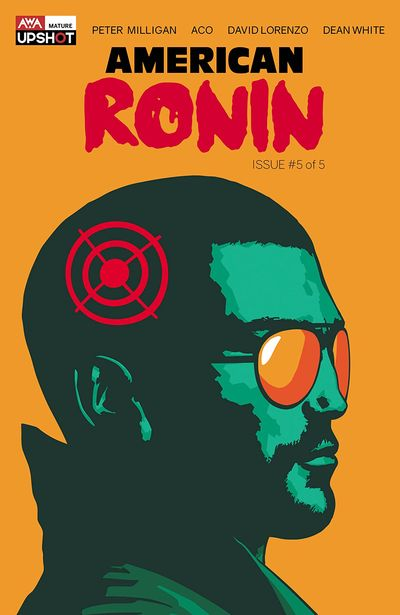 American Ronin #5 (2021)