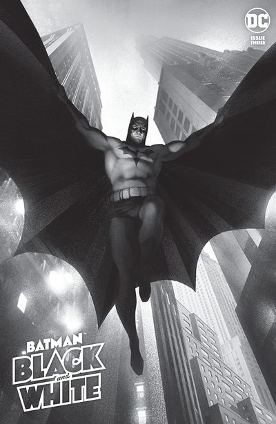 Batman Black and White #3 (2021)
