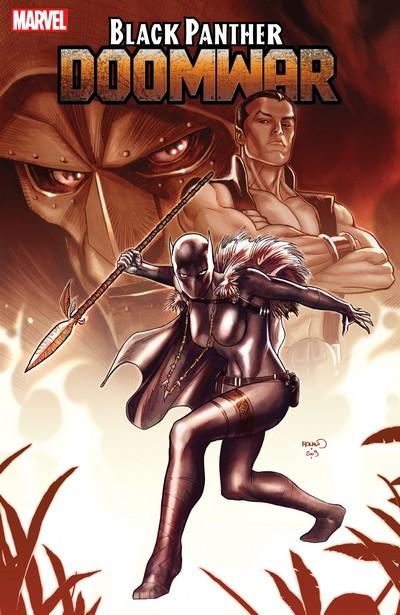 Black Panther – Doomwar (TPB) (2017)
