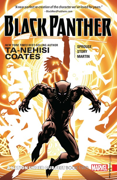 Black Panther Vol. 2 – A Nation Under Our Feet – Book 2 (2017)