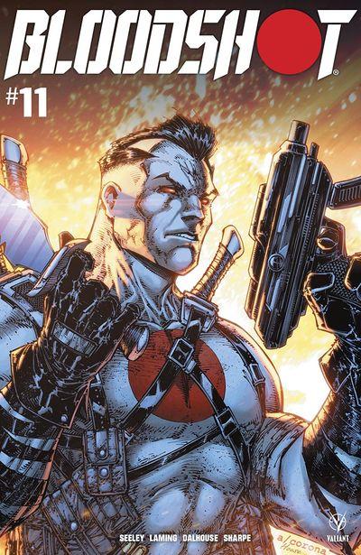 Bloodshot #11 (2021)