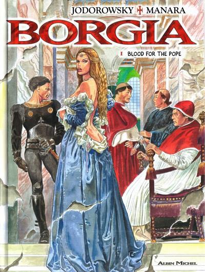 Borgia #1 – 4 (2005-2010)