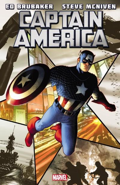 Captain America by Ed Brubaker Vol. 1 – 4 (TPB) (2012-2013)