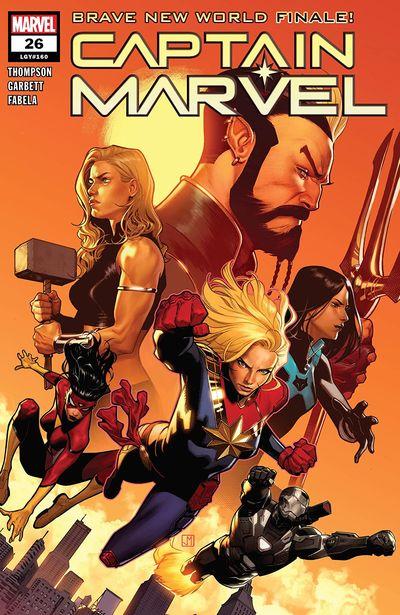 Captain Marvel #26 (2021)