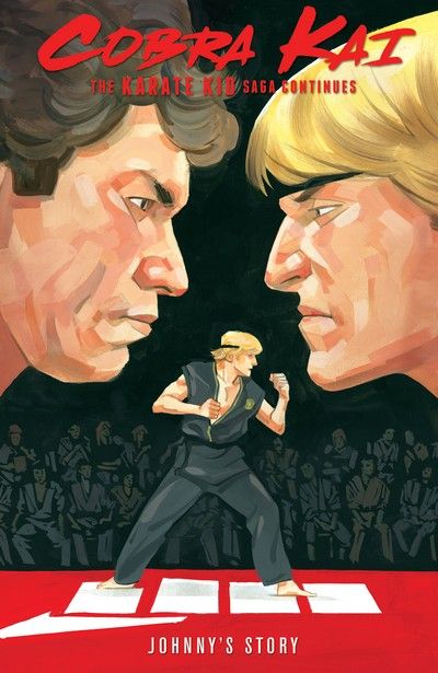 Cobra Kai – The Karate Karate Kid Saga Continues – Johnny's Story (TPB) (2020)