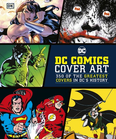 DC Comics Cover Art (2020)