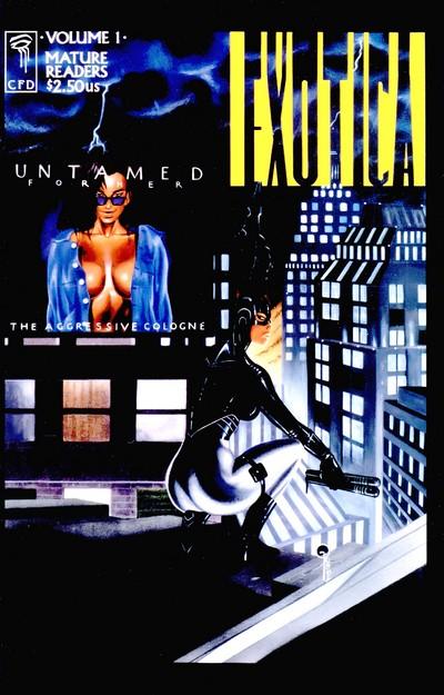 Exotica #1 – 3 (1992-1993)