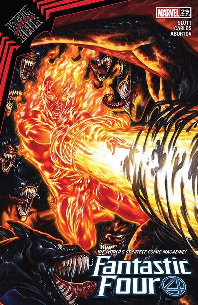 Fantastic Four #29 (2021)