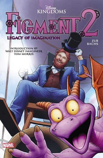 Figment 2 – Legacy of Imagination (TPB) (2016)
