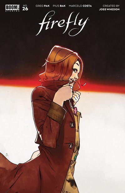 Firefly #26 (2021)