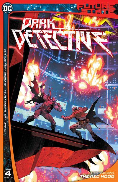 Future State – Dark Detective #4 (2021)