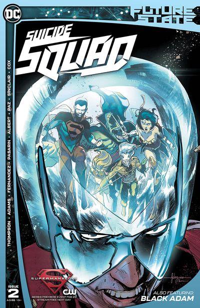Future State – Suicide Squad #2 (2021)