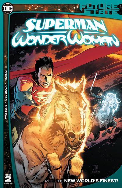 Future State – Superman – Wonder Woman #2 (2021)
