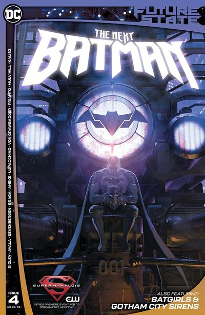 Future State – The Next Batman #4 (2021)