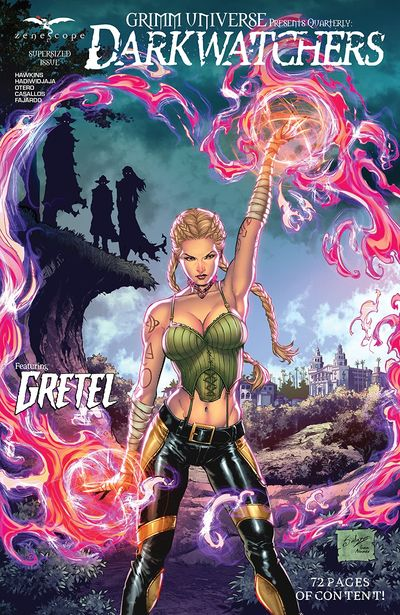 Grimm Universe Presents Quarterly – Darkwatchers (2021)