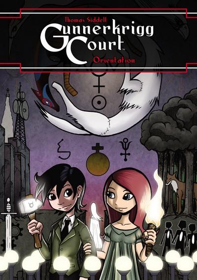Gunnerkrigg Court Vol. 1 – 2 (2015)