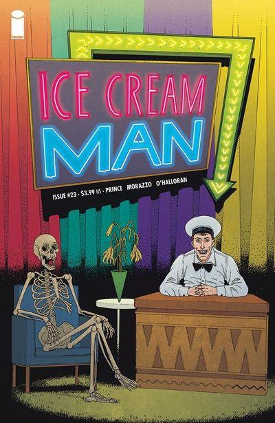 Ice Cream Man #23 (2021)