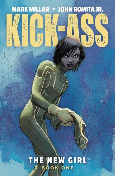 Kick-Ass – The New Girl Book 1 – 3 (2018-2019) (Fan Made TPB)