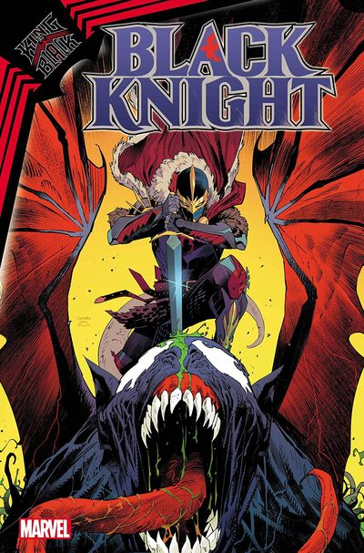 King In Black – Black Knight #1 (2021)