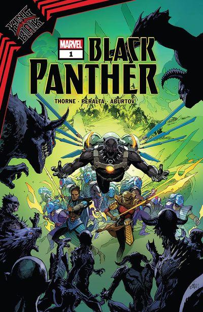 King In Black – Black Panther #1 (2021-)