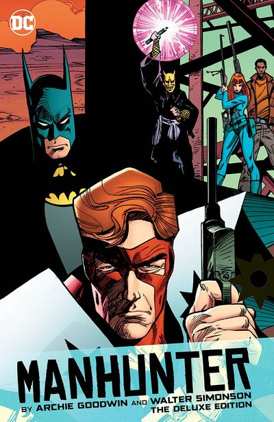 Manhunter by Archie Goodwin and Walter Simonson – The Deluxe Edition (2020)
