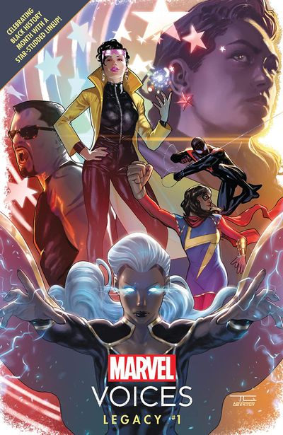 Marvel's Voices – Legacy #1 (2021)