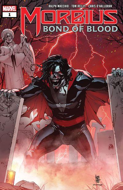 Morbius – Bond Of Blood #1 (2021)