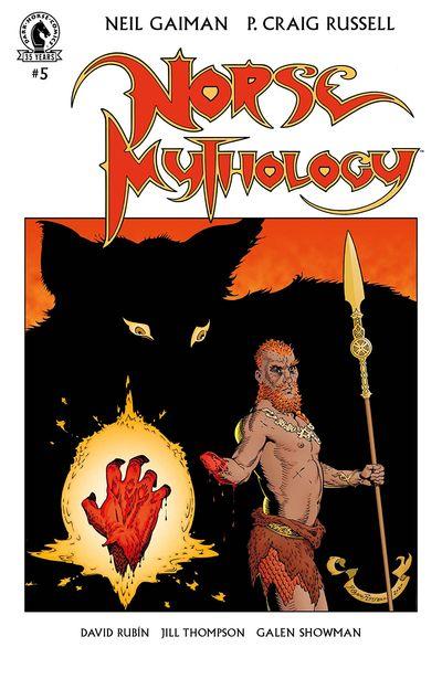 Norse Mythology #5 (2021)