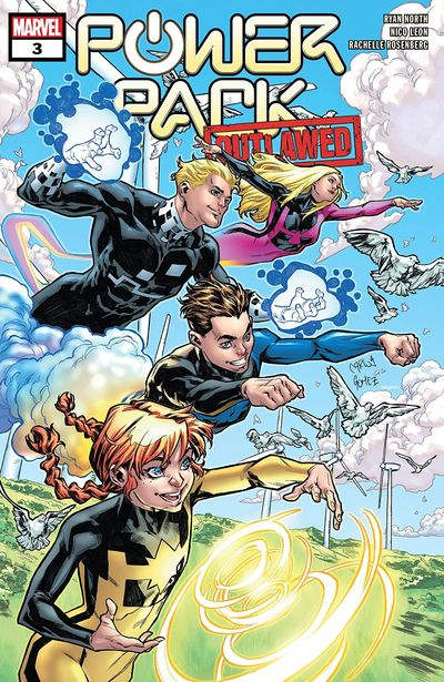 Power Pack #3 (2021)