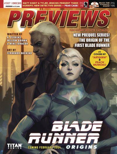 Previews #387 (December 2020 for February 2021)