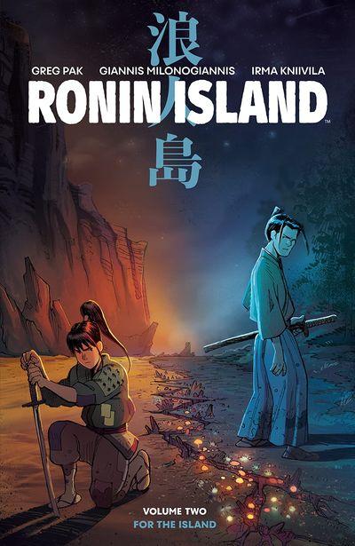 Ronin Island Vol. 2 – For the Island (TPB) (2020)
