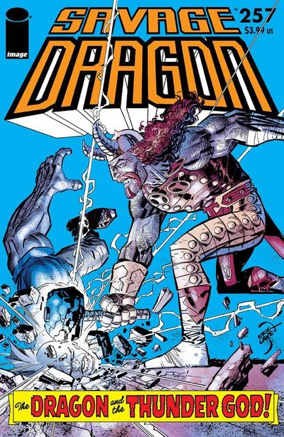 Savage Dragon #257 (2021)
