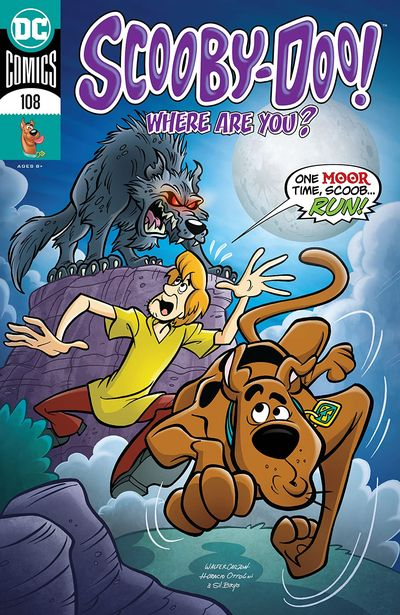 Scooby-Doo Where Are You #108 (2021)