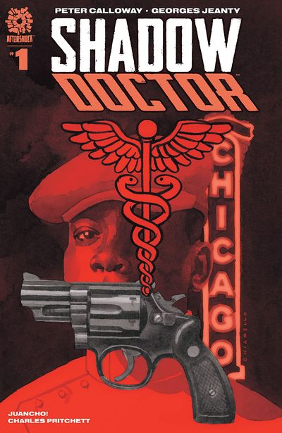 Shadow Doctor #1 (2021)