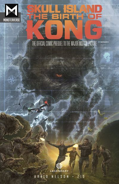Skull Island – The Birth of Kong (TPB) (2017)