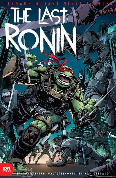 Teenage Mutant Ninja Turtles – The Last Ronin #2 (2021)
