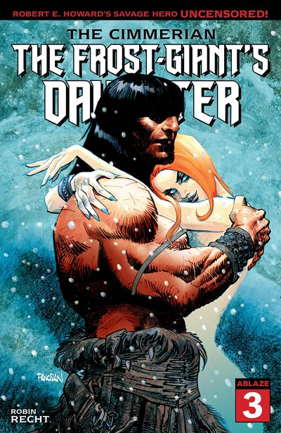 The Cimmerian – The Frost-Giant's Daughter #3 (2021)