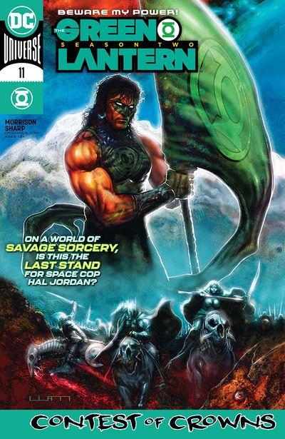 The Green Lantern Season Two #11 (2021)