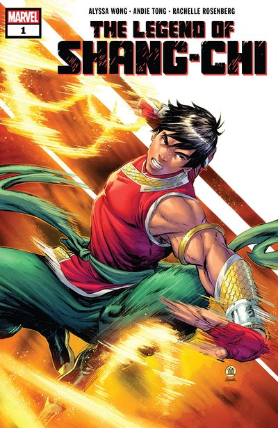 The Legend Of Shang-Chi #1 (2021)