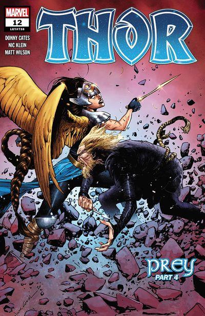 Thor #12 (2021)
