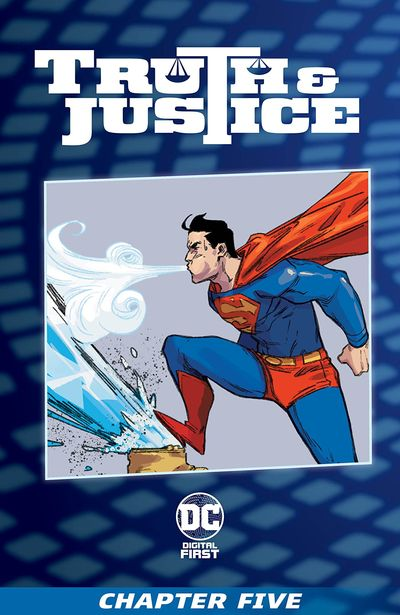 Truth and Justice #5 (2021)
